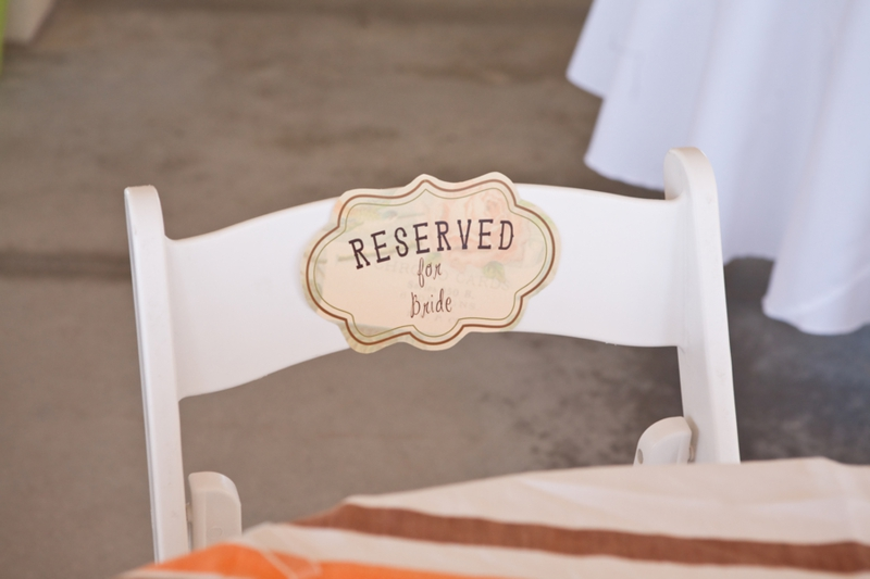 Eclectic Handmade St. George Island Wedding via TheELD.com