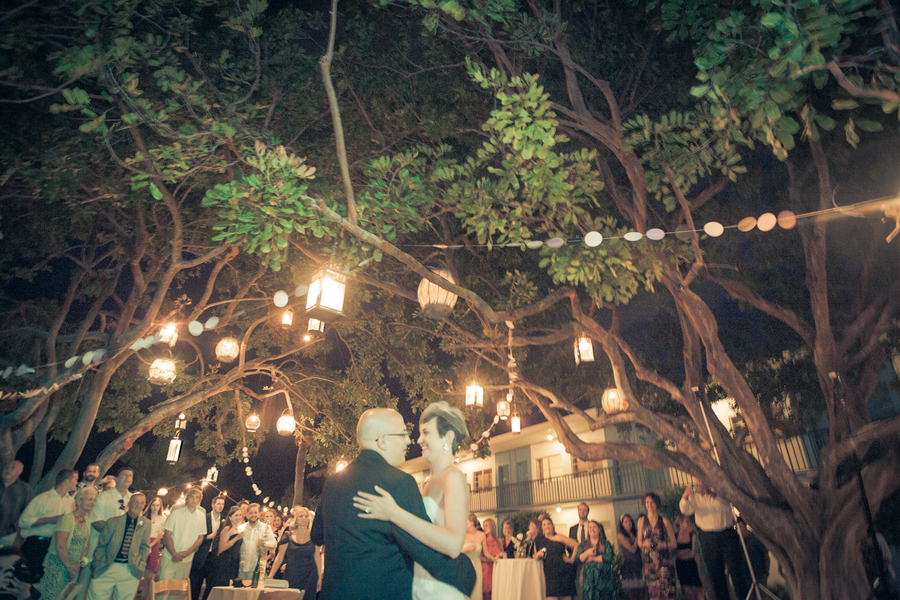 Eclectic Vintage Inspired Wedding Florida Wedding via TheELD.com