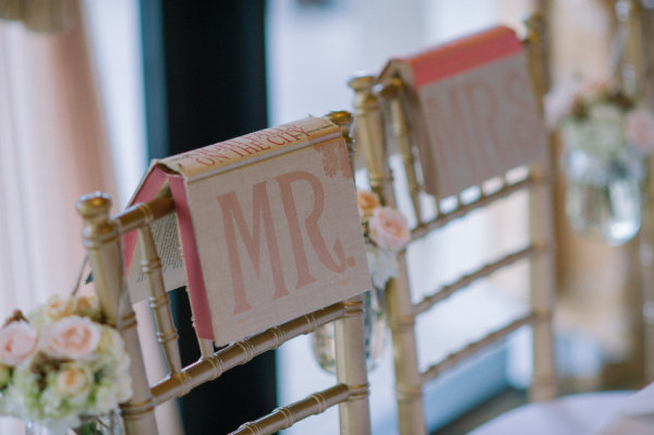 Detail To Love: Mr & Mrs Books via TheELD.com