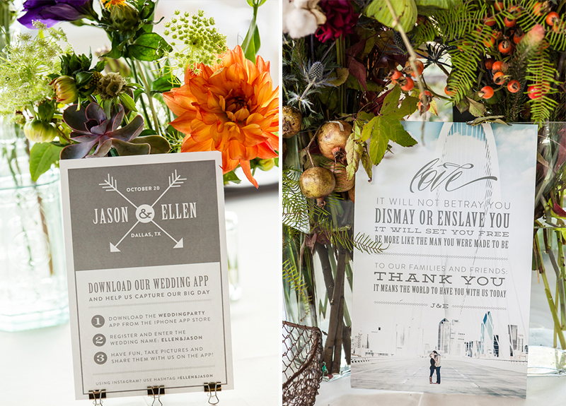 Colorful & Eclectic Texas Wedding via TheELD.com