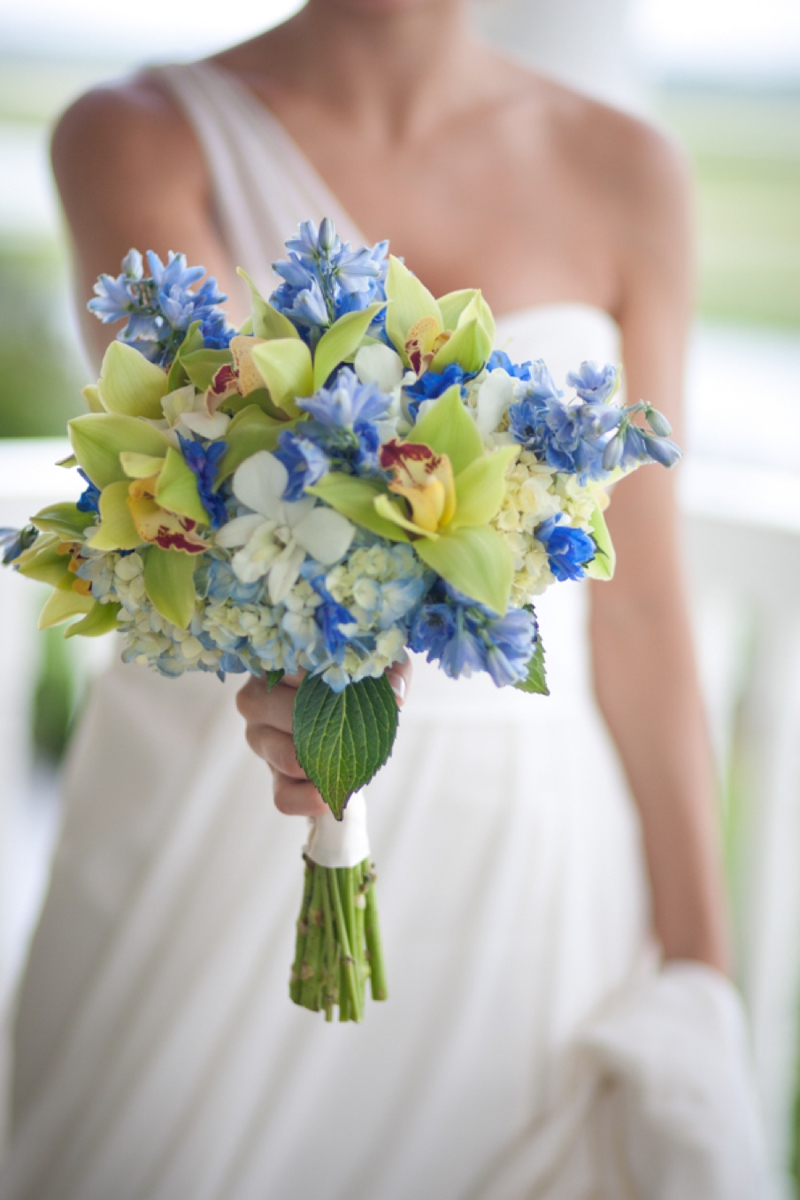 Blue And Green Living Room Ideas: Rustic Chic Blue And Green Beach Wedding