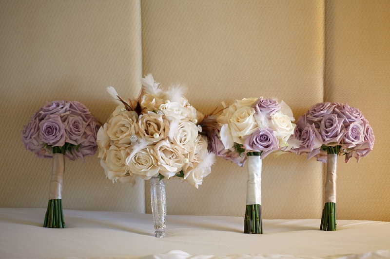 Classic Purple, Champagne, & Green Florida Wedding | Every Last Detail