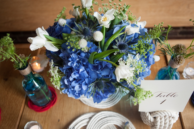 Red, White, and Blue Wedding Ideas {Classic} | Every Last Detail