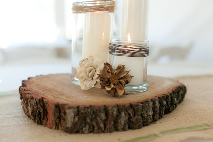 A rustic nature inspired wedding every last detail a rustic nature inspired wedding via theeld junglespirit Gallery