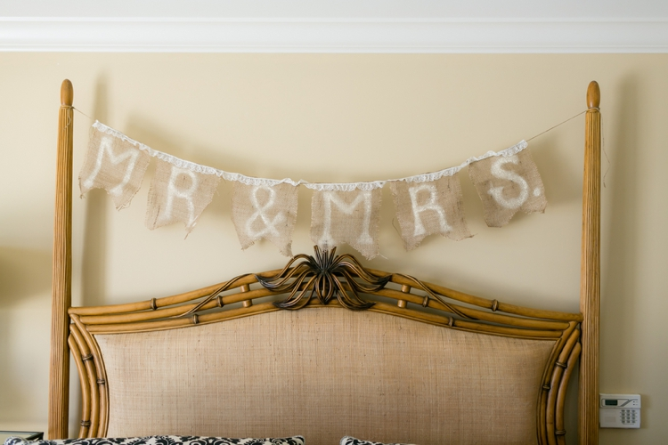 Rustic Chic Pink and Burlap Wedding via TheELD.com