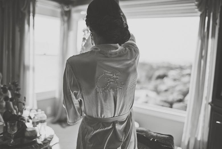 Eclectic & Vintage California Wedding via TheELD.com