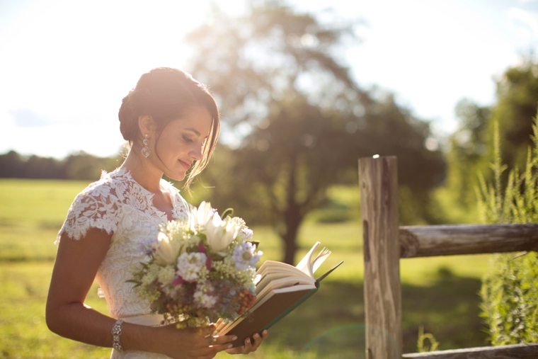 Pride and Prejudice Wedding Ideas via TheELD.com