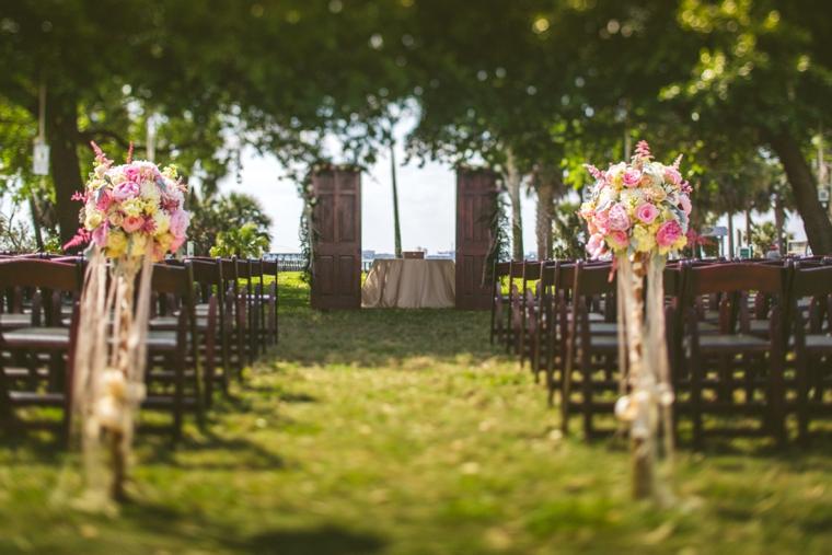 a romantic vintage garden wedding via theeldcom - Garden Ideas Vintage