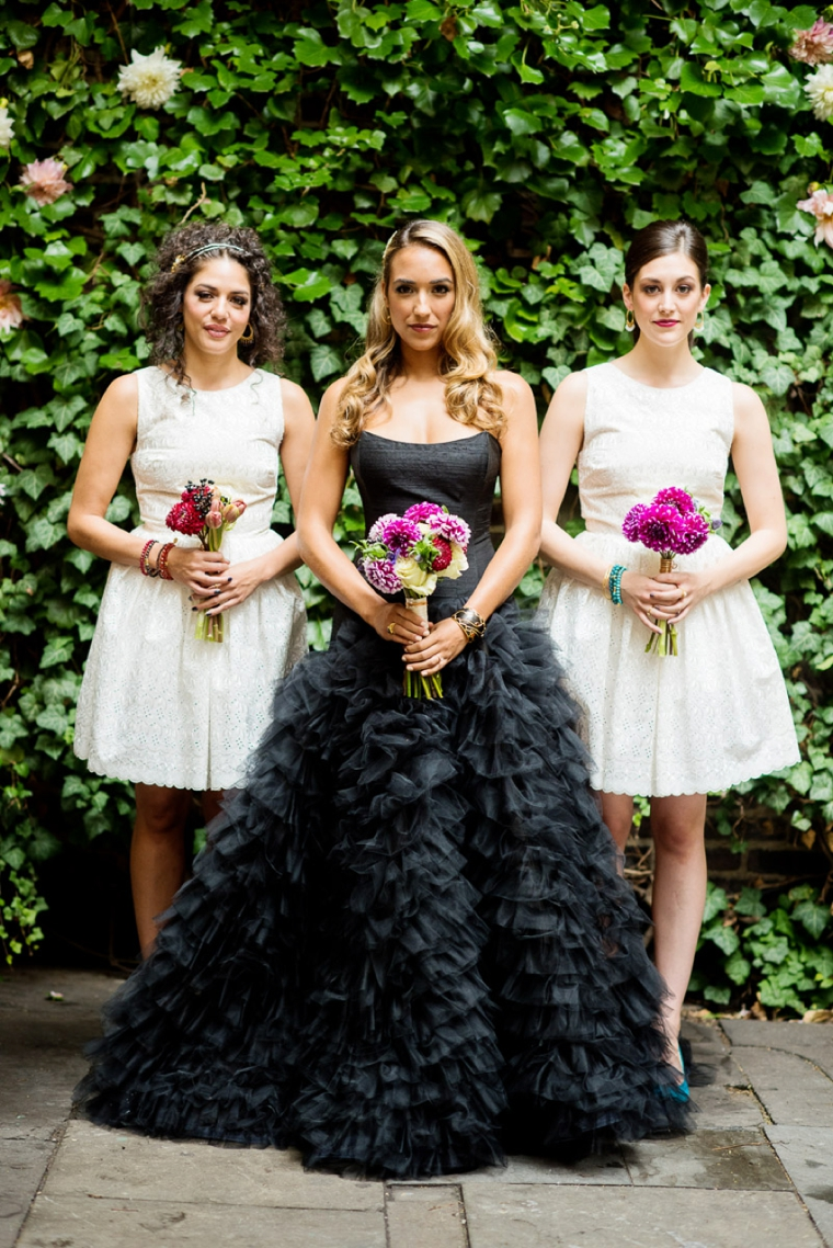 Edgy chic hipster wedding ideas every last detail for Small wedding dress ideas