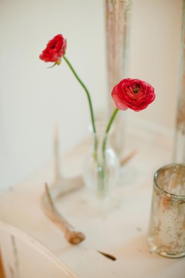 Vintage Boho Wedding Inspiration via TheELD.com