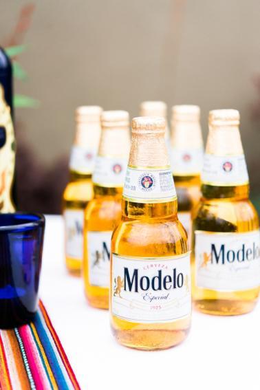 Eclectic Cinco de Mayo Wedding Inspiration via TheELD.com