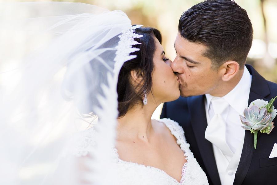A Fun & Romantic Los Angeles Wedding via TheELD.com