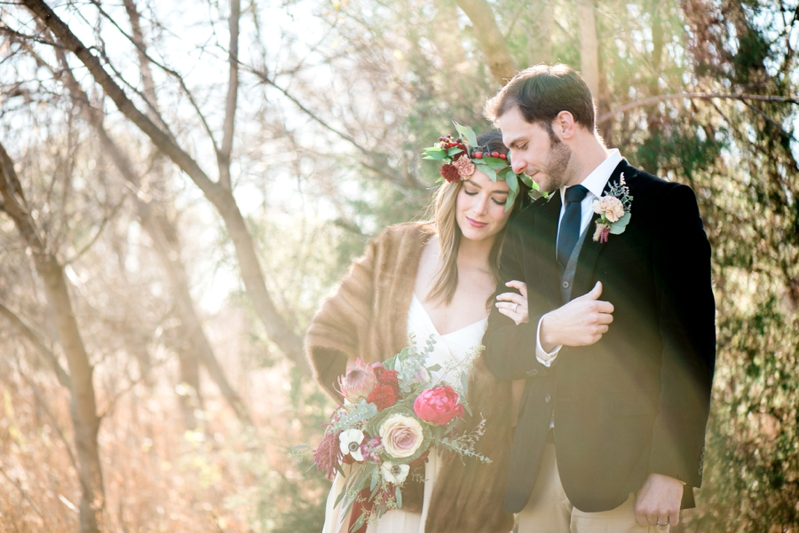 Caribbean Boho Wedding Inspiration: Winter Inspired Boho Chic Wedding Ideas