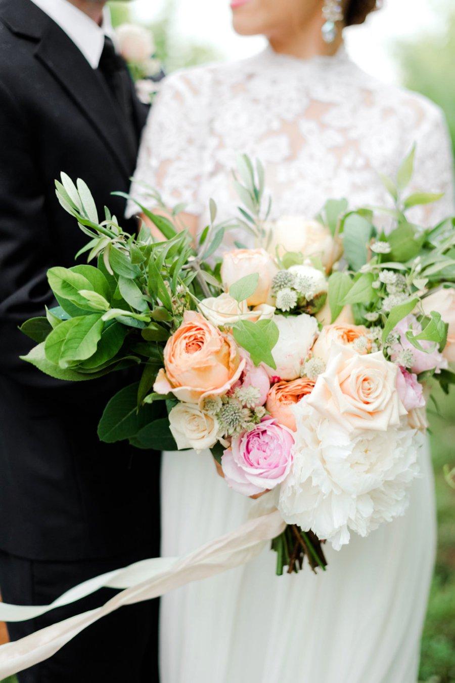 Gossamer wedding