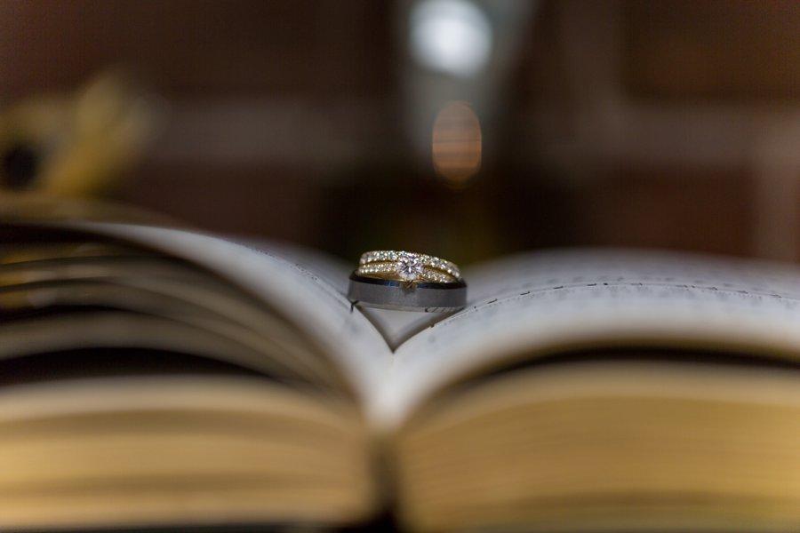 An Eclectic Blue & White Pennsylvania Wedding via TheELD.com