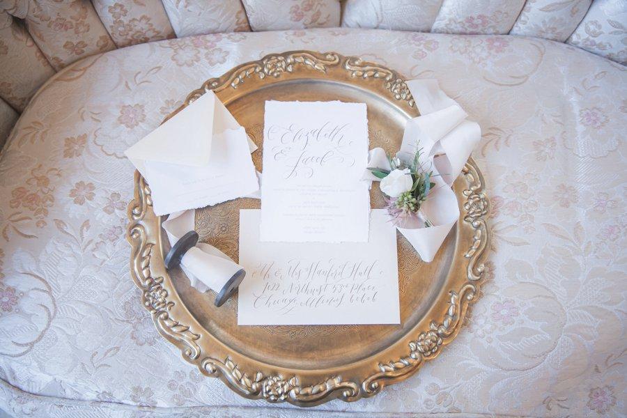 Romantic Organic & Green Illinois Industrial Wedding Ideas via TheELD.com