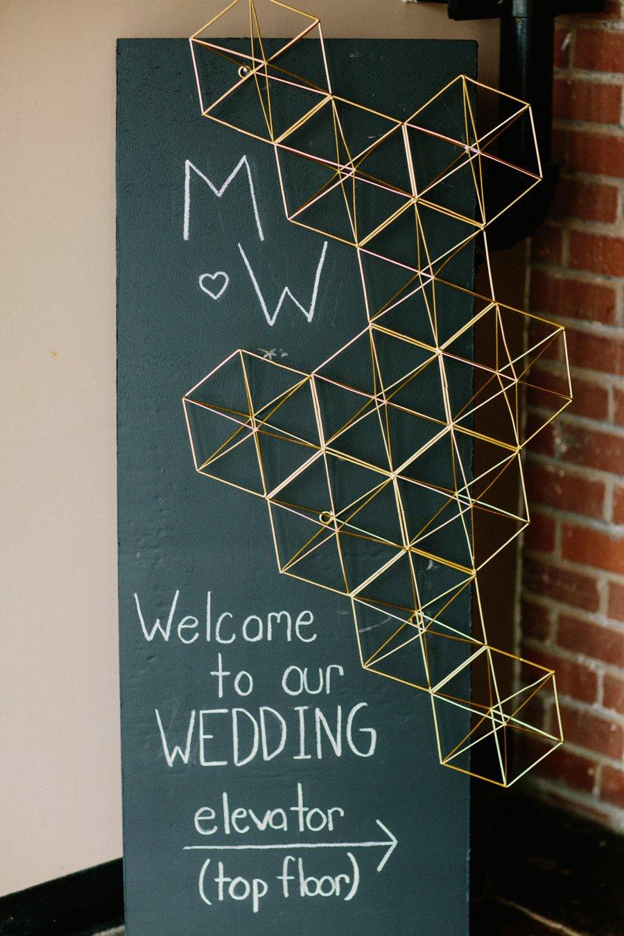 A Colorful Eclectic North Carolina Wedding via TheELD.com