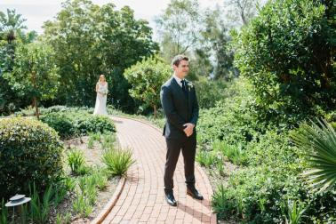 An Understated & Elegant California Wedding via TheELD.com