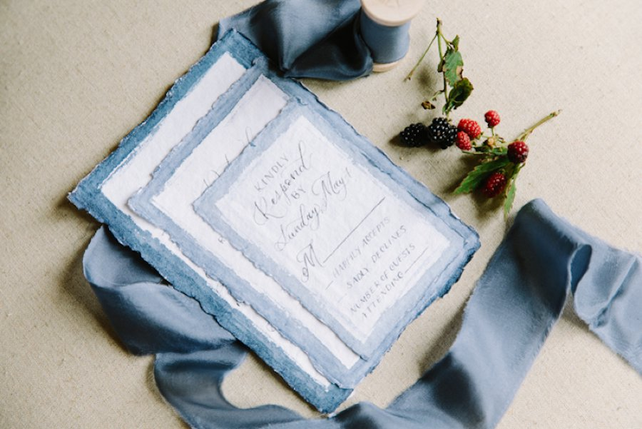 Elegant & Organic Tennessee Wedding Ideas via TheELD.com