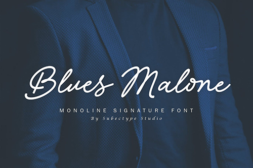 Blues Malone