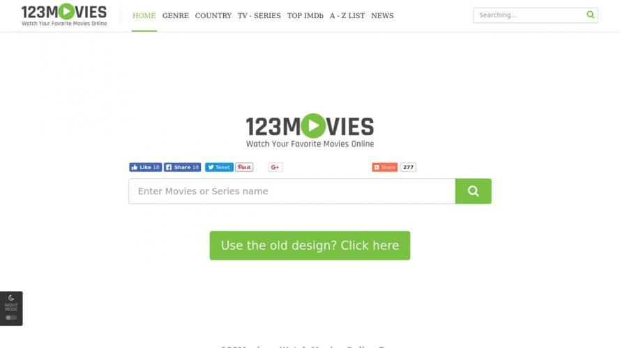 123MoviesFree
