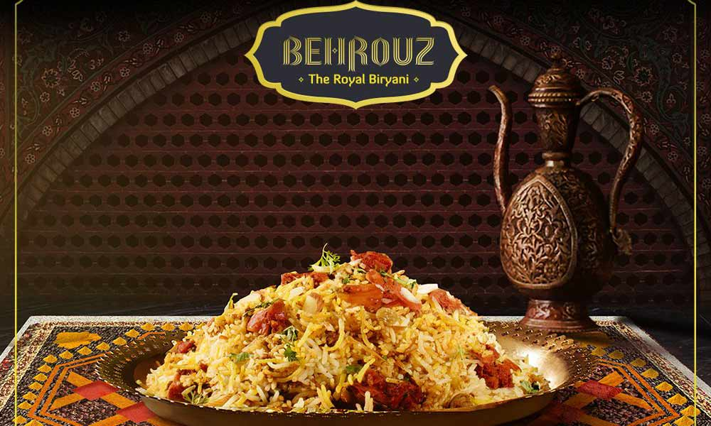 Behrouz Biryani - Royal & Authentic Biryani