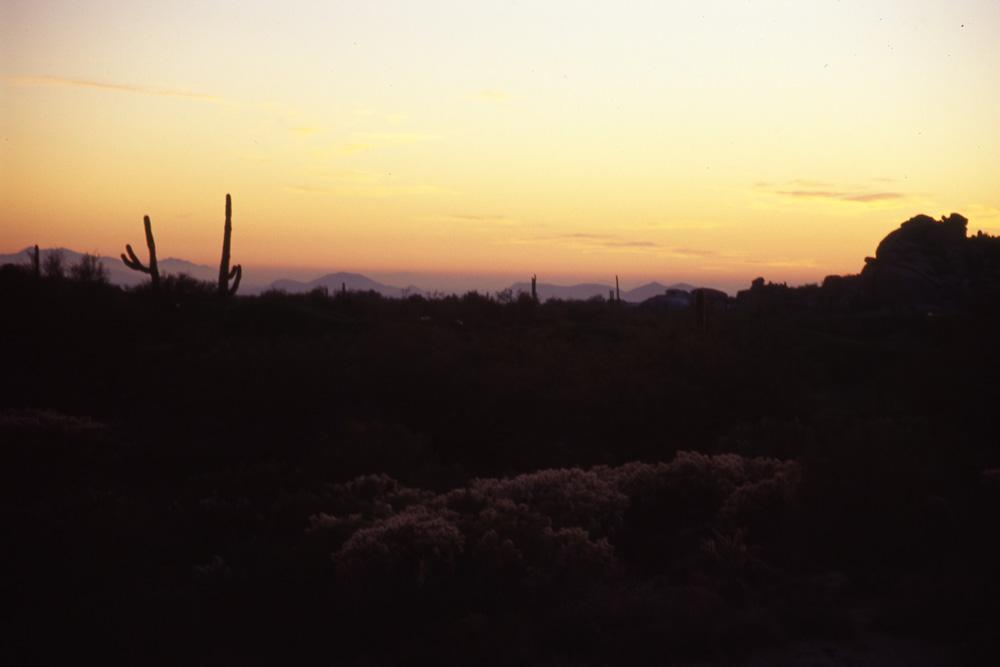 Scottsdale/Phoenix Arizona