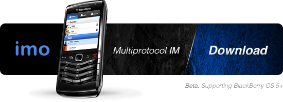 App Review: imo Messenger for BlackBerry - Blackberry Empire