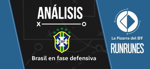 Brasil defensiva