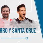 Pizarro y santa cruz