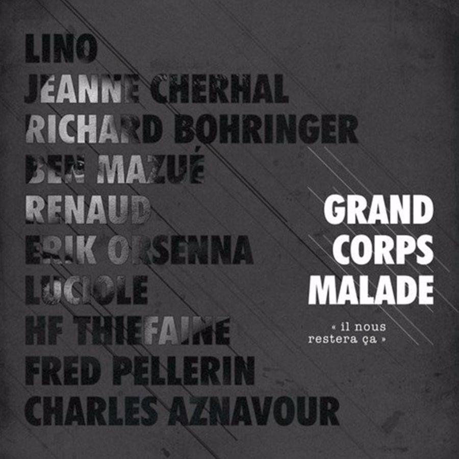 Album Grand Corps Malade