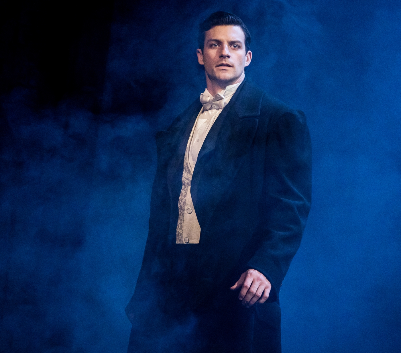 08. THE PHANTOM OF THE OPERA - Jordan Craig as Raoul - photo by Matthew Murphy