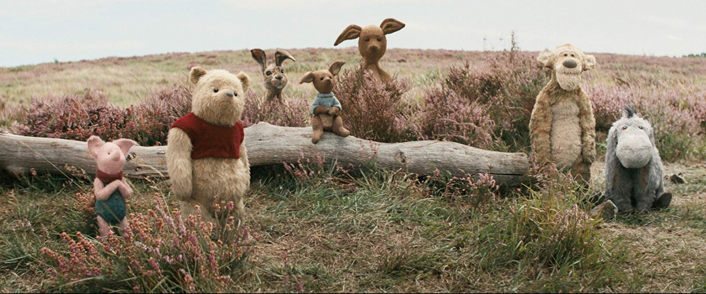 Christopher Robin 2