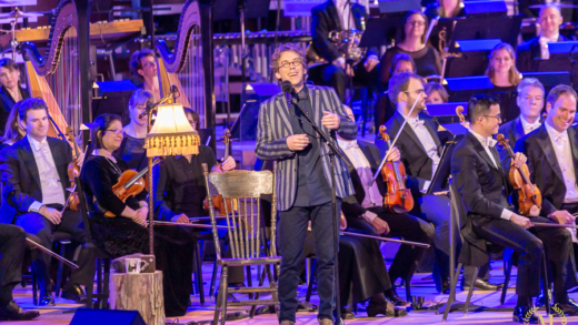 L'Orchestre symphonique de Montréal et Fred Pellerin