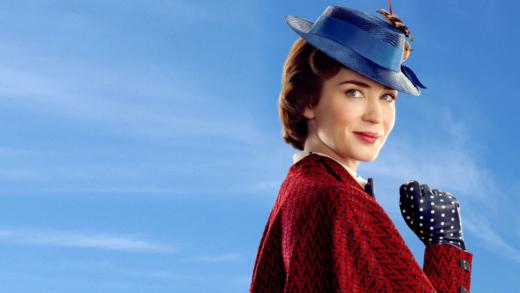 Sortie DVD: Le Retour de Mary Poppins