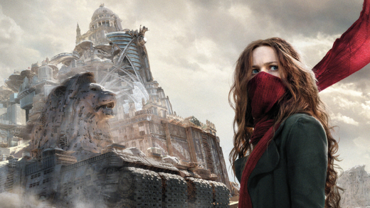 Visionnement : Mortal Engines