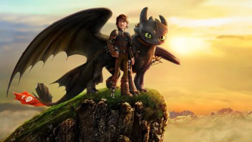 Sortie DVD: Dragons 3 : le monde caché
