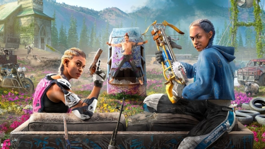 #MatPlusUltra: Far Cry New Dawn