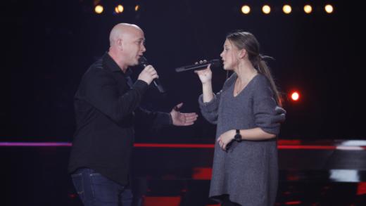 La Voix: Les auditions à l'aveugle