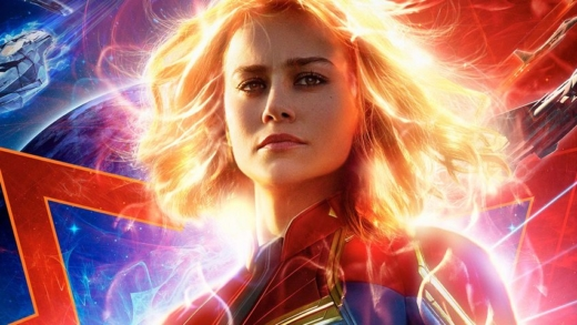 Sortie DVD: Captain Marvel