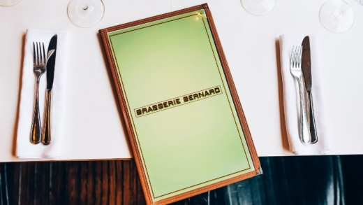 La Brasserie Bernard lance son menu de fin de soirée