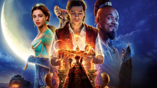 Visionnement : Aladdin