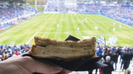 Nouveauté culinaire au Stade Saputo