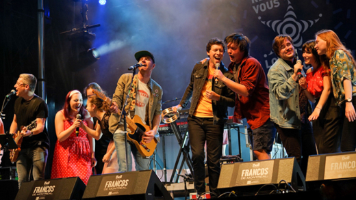 Francos 2019: Spectacle anniversaire de Secondaire et Cégeps en spectacle