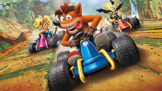 #MatPlusUltra: CTR Nitro Fueled