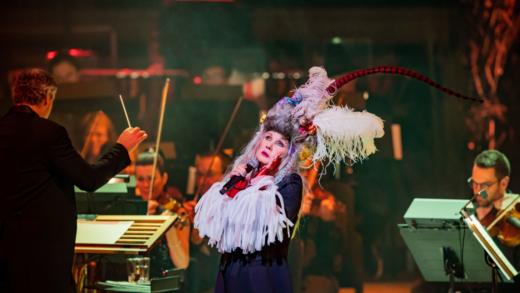 Diane Dufresne : Un 75e anniversaire symphonique