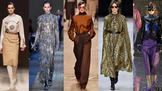 Chronique mode : Les tendances mode automne-hiver 2020