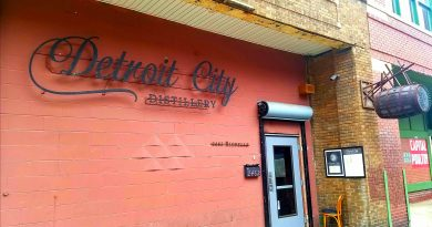 Detroit City Distillery Detroit, MI