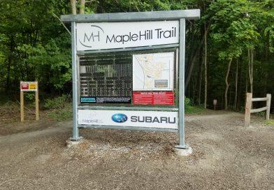 Maple Hill Trail Kalamazoo,MI