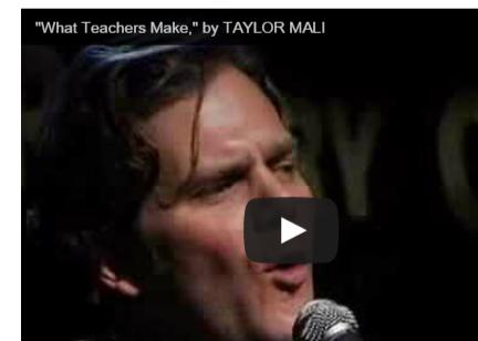 What Do Teachers Make? Brilliant…